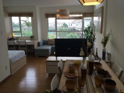 Cho thuê căn hộ Flora Fuji quận 9