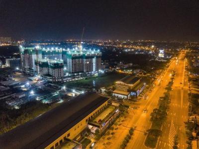Akari City đảm bảo tiến độ xây dựng