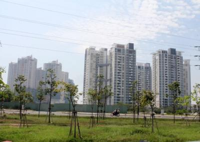 Bất động sản TP HCM tăng giá trên diện rộng