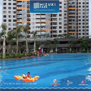 Mizuki Park - điểm nhấn xanh giữa Nam Sài Gòn