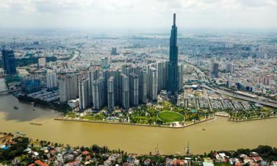 Chung cư đang dẫn dắt thị trường nhà ở Sài Gòn