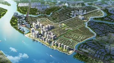 Nam Long muốn huy động gần 1.000 tỷ để thanh toán việc nhận chuyển nhượng Waterfront Đồng Nai