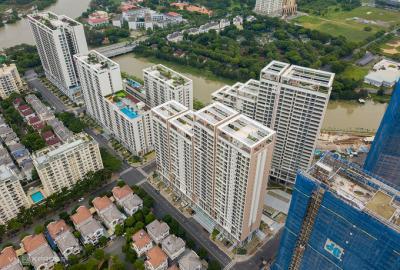 Giá bất động sản không có dấu hiệu giảm qua hai đợt dịch