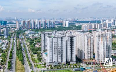 Căn hộ cao cấp Đông Sài Gòn tăng giá chóng mặt