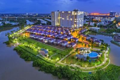 Giá nhà phố, biệt thự xây sẵn tăng 'phi mã'