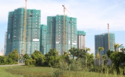 Giá bán nhà ở tại TP.HCM tiếp tục tăng