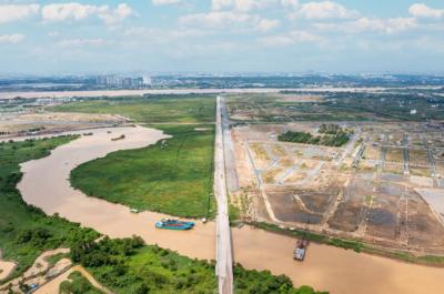 Izumi City tạo sức hút nhờ vị trí tâm điểm phía Đông TP HCM