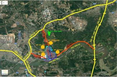 Nam Long (NLG) đầu tư hơn 2.300 tỉ đồng vào dự án Dong Nai Waterfront City