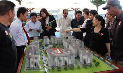 Dùng tiền thuê nhà hằng tháng mua căn hộ Sài Gòn