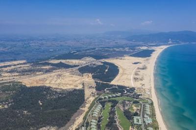 Bất động sản ven biển miền Trung thu hút vốn đầu tư