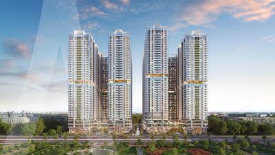Lộ diện 8 tòa tháp 40 tầng tại Bình Dương