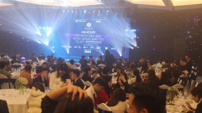 Sự kiện ra mắt dự án The Aston Luxury Residence tại Hà Nội không còn chỗ trống