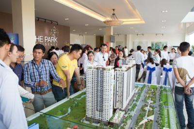 The Park Residence bán 190 căn hộ trong hai tuần