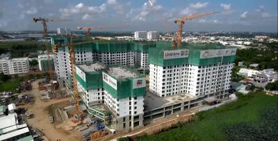 Dự án nhà ở từ 30 triệu đồng/m2 phía tây TP.HCM