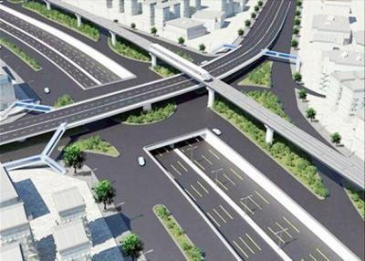 TP.HCM: Khởi công dự án hầm chui 830 tỉ đồng ở khu Nam
