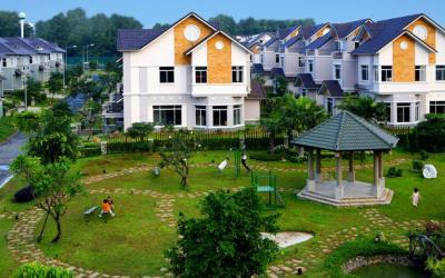 Biệt thự Thảo Nguyên Sài Gòn đối diện sân Golf Việt Nam