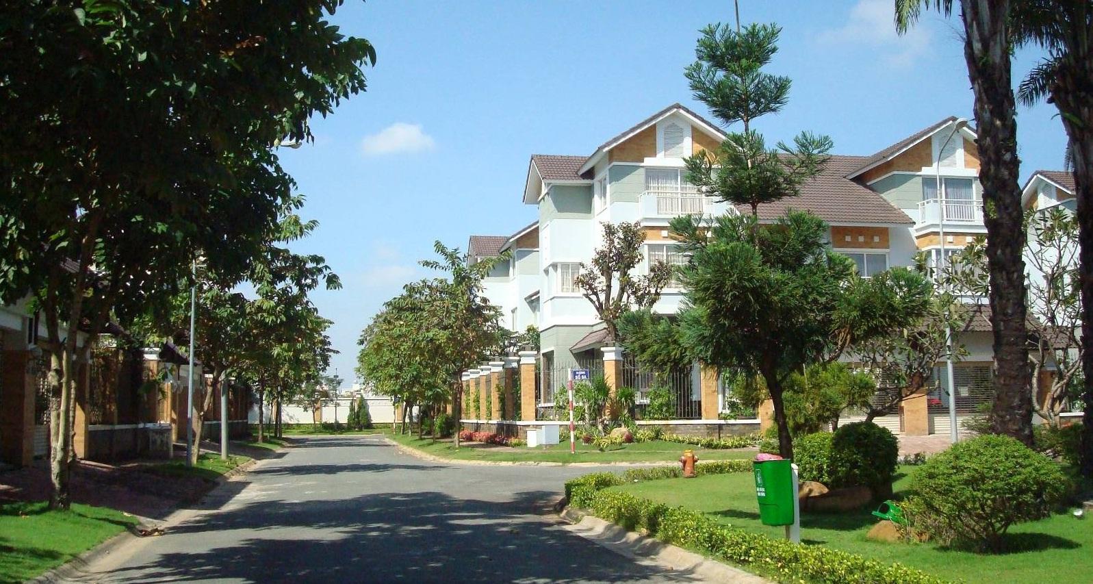 Biệt Thự Khu Nam Long